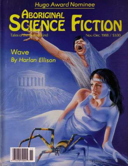 Aboriginal Science Fiction - 12/1988