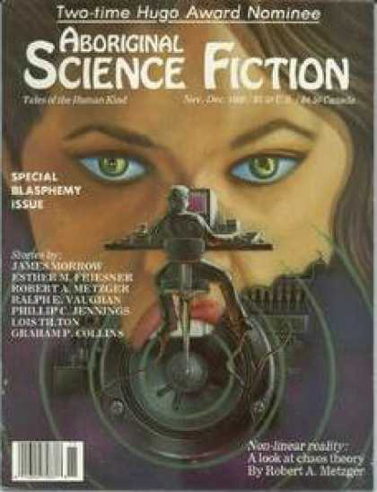Aboriginal Science Fiction - 12/1989