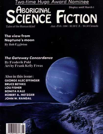 Aboriginal Science Fiction - 2/1990