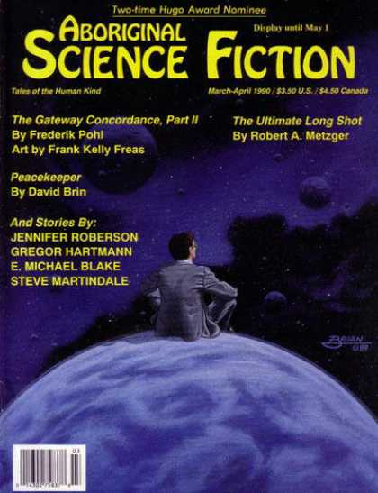Aboriginal Science Fiction - 4/1990