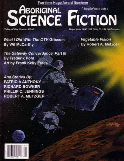 Aboriginal Science Fiction - 6/1990