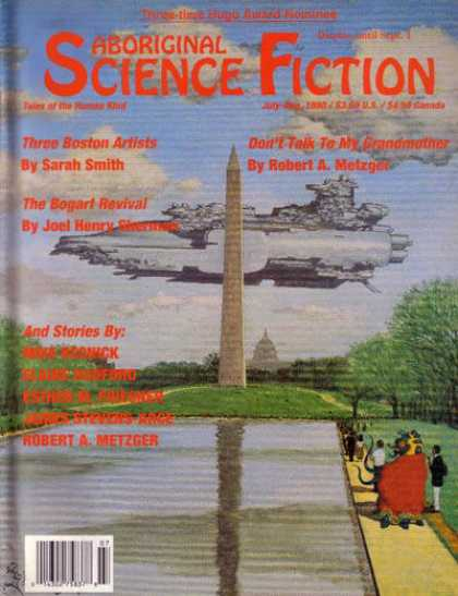 Aboriginal Science Fiction - 8/1990