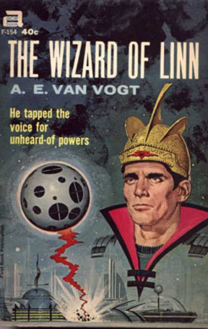 Ace Books - The Wizard of Linn - A. E. Van Vogt