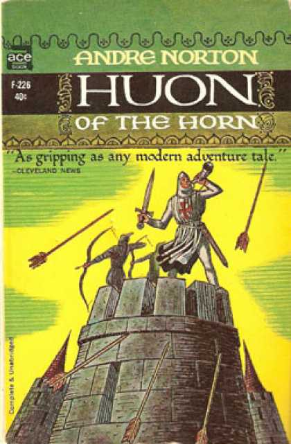 Ace Books - Huon of the Horn. - Andre Norton