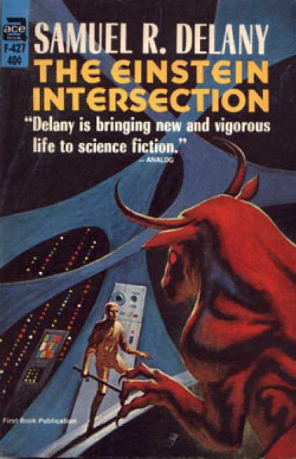 Ace Books - The Einstein Intersection - Samuel R. Delany