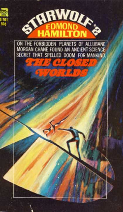 Ace Books - Starwolf #2: The Closed Worlds G-701