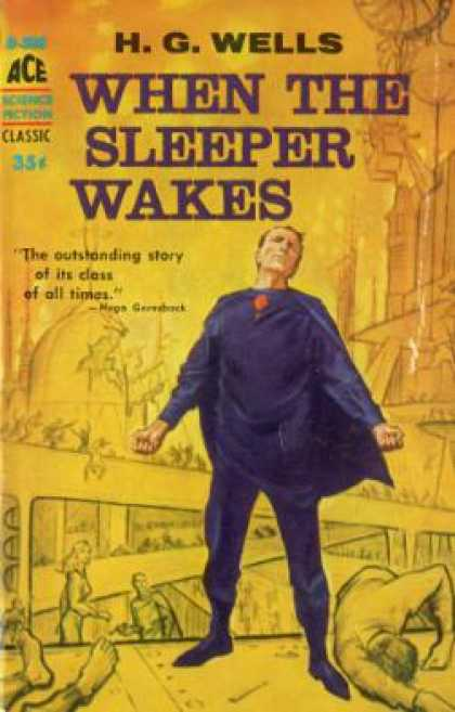 Ace Books - When the Sleeper Wakes