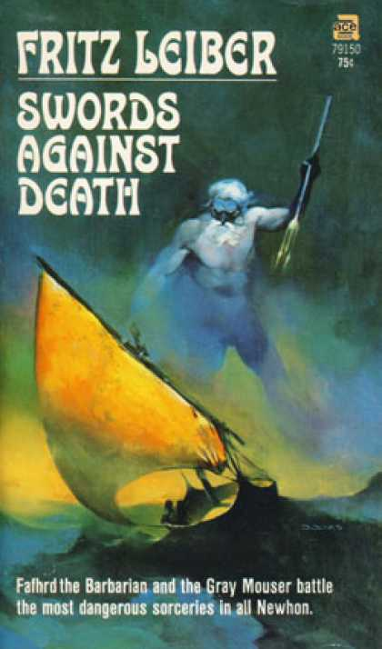 Ace Books - Swords Against Death