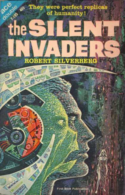 Ace Books - The Silent Invaders / Battle On Venus