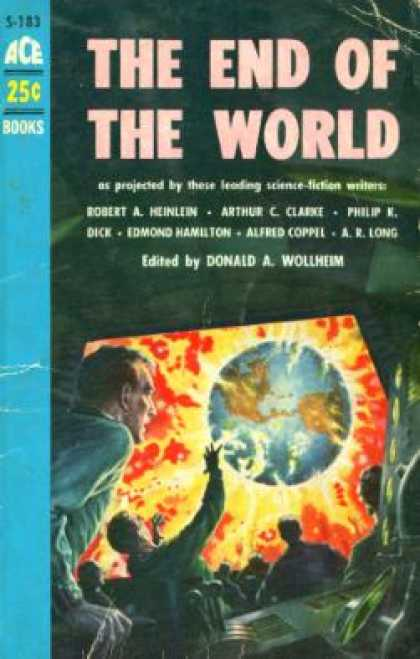 Ace Books - The End of the World - Robert A. Heinlein