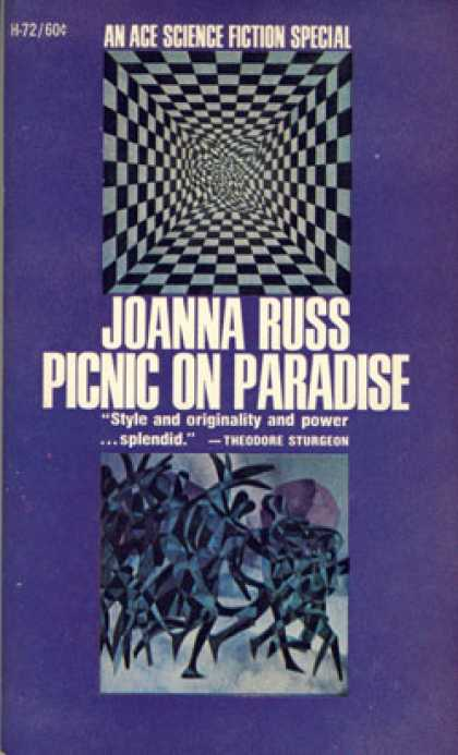 Ace Books - Picnic On Paradise