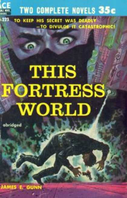 Ace Books - The 13th Immortal/this Fortress World - Robert Silverberg