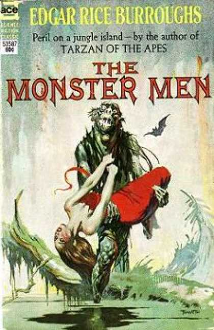 Ace Books - The Monster Men