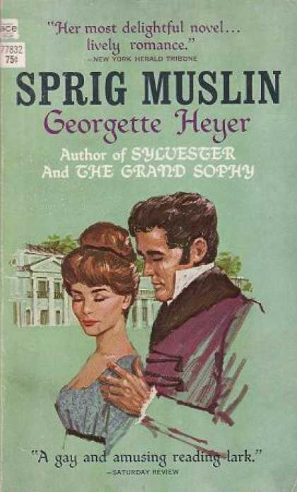 Ace Books - Sprig Muslin - Georgette Heyer