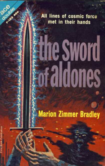Ace Books - The Sword of Aldones - Marion Zimmer Bradely