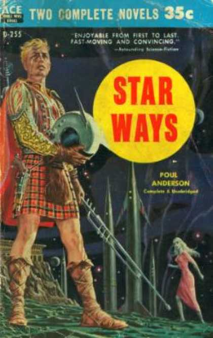 Ace Books - Star Ways - Poul Anderson