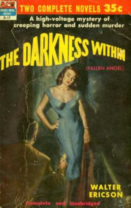 Ace Books - The Darkness Within / Shakedown