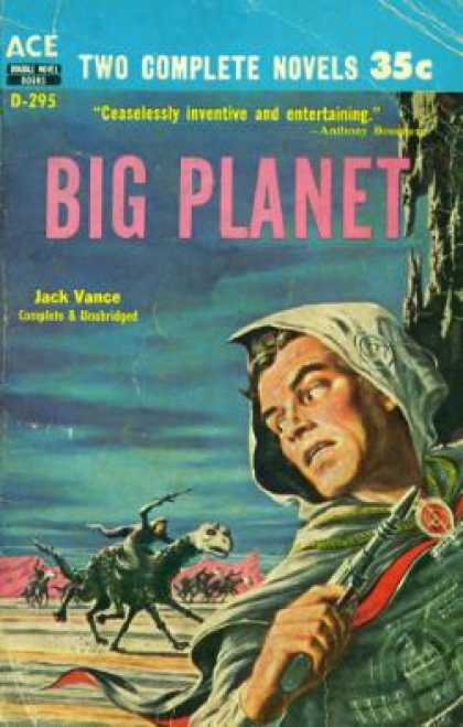 Ace Books - Big Planet