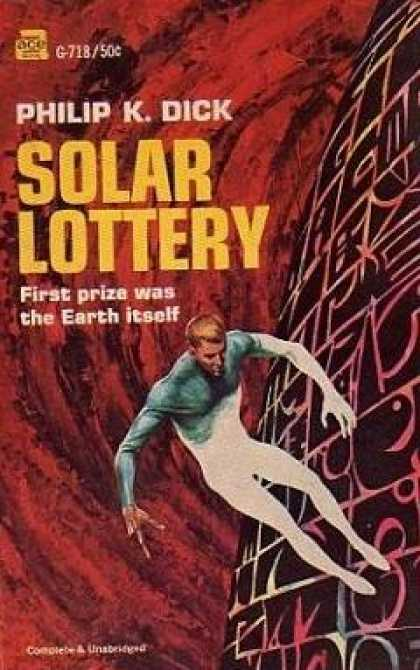 Ace Books - Solar Lottery