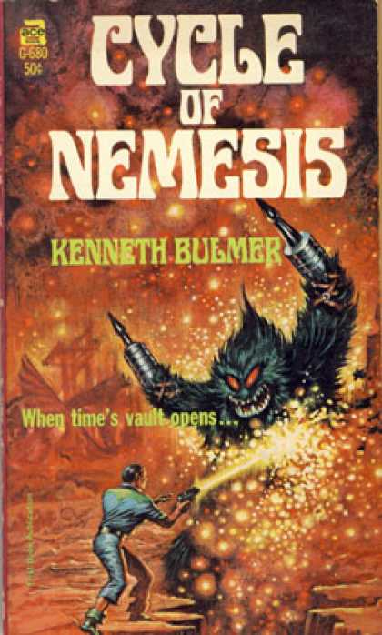 Ace Books - Cycle of Nemesis - Kenneth Bulmer