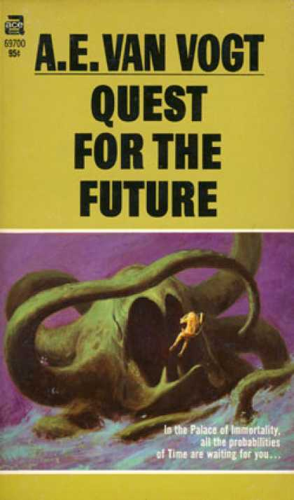 Ace Books - Quest for the Future