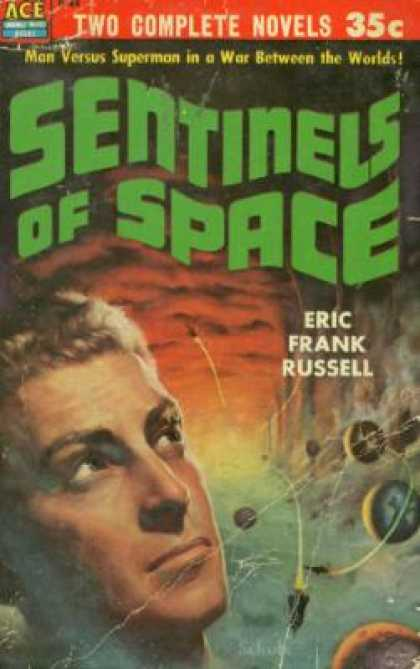 Ace Books - Sentinels From Space - Eric Frank Russell