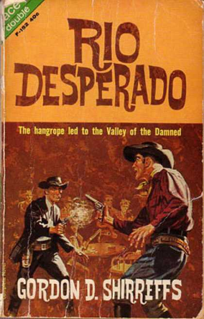 Ace Books - Rio Desperado - Gordon D. Shirreffs