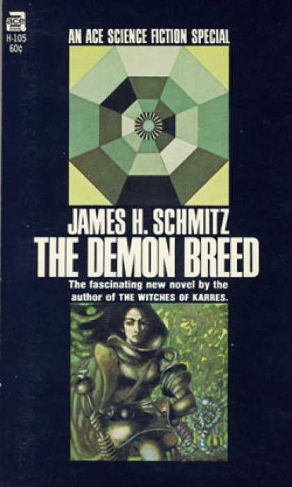 Ace Books - The Demon Breed - James H. Schmitz