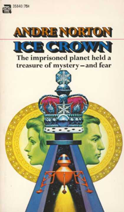 Ace Books - Ice Crown - Andre Norton