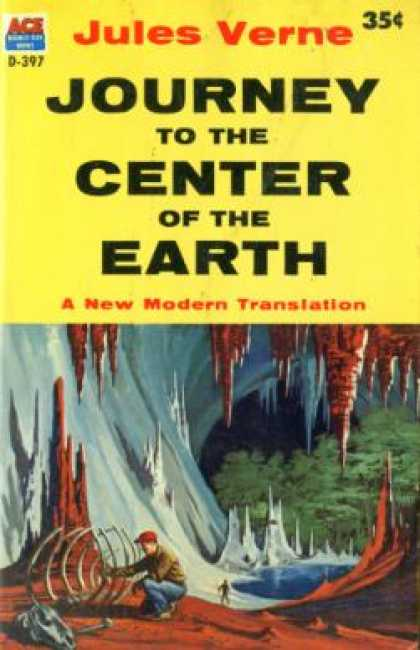 Ace Books - Journey To the Center of the Earth: - Jules Verne