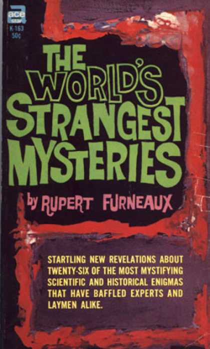 Ace Books - World's Strangest Mysteries - Rupert Furneaux