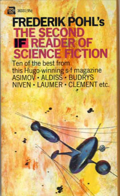 Ace Books - The Second If Reader of Science Fiction