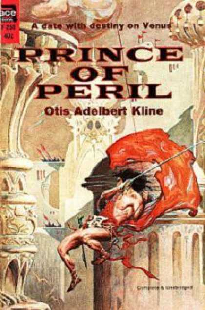 Ace Books - Prince of Peril - Otis Adelbert Kline