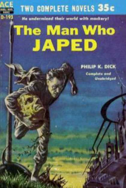 Ace Books - The Man Who Japed