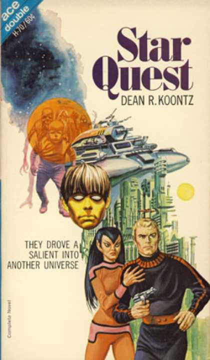 Ace Books - Star Quest - Dean R. Koontz