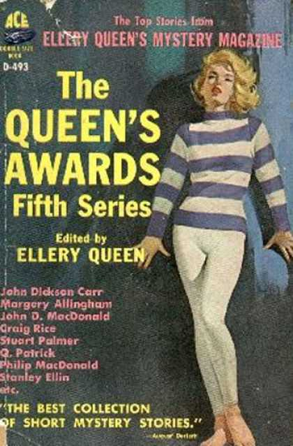 Ace Books - The Queen's Awards: Fifth Series - Ellery Queen