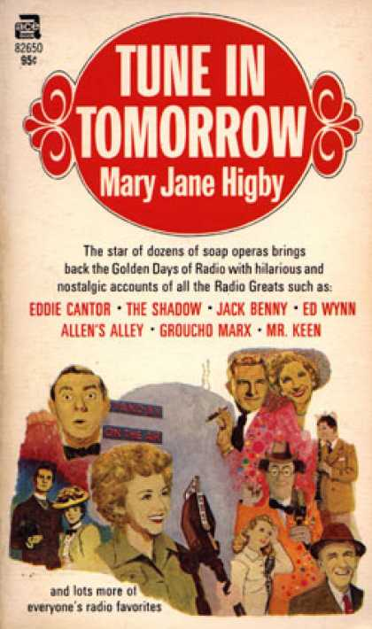 Ace Books - Tune In Tomorrow - Mary Jane Higby