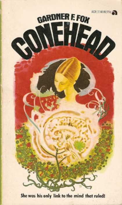 Ace Books - Conehead - Gardner F. Fox