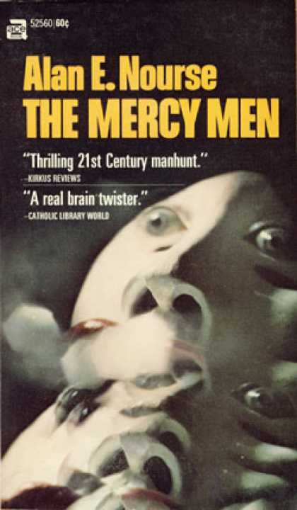 Ace Books - The Mercy Men - Alan E. Nourse