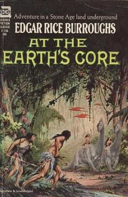 Ace Books - At the Earth's Core