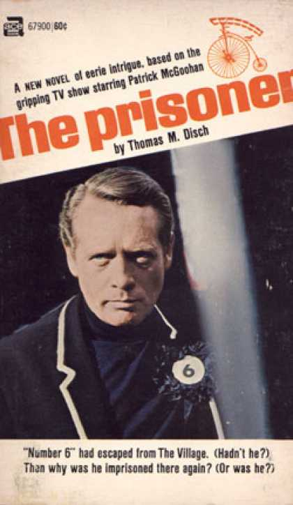 Ace Books - The Prisoner