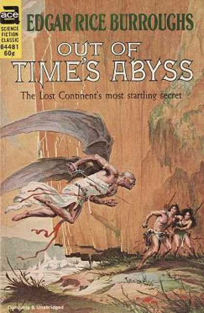 Ace Books - Out of Time's Abyss (ace Sf Classic 64481)