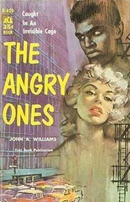 Ace Books - The Angry Ones - John A. Williams