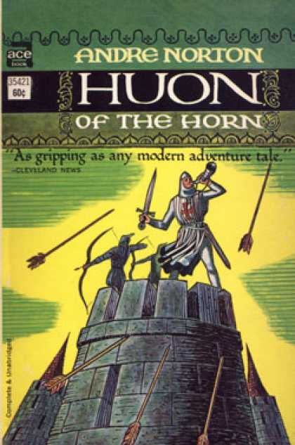 Ace Books - Huon of the Horn - Andre Norton