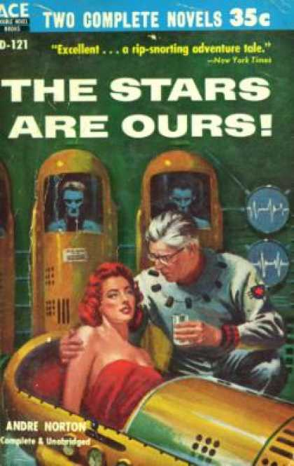 Ace Books - The Stars Are Ours - Andre Norton
