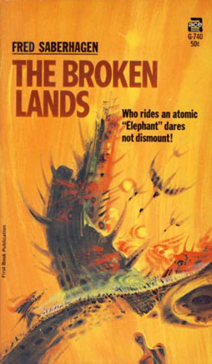 Ace Books - The Broken Lands
