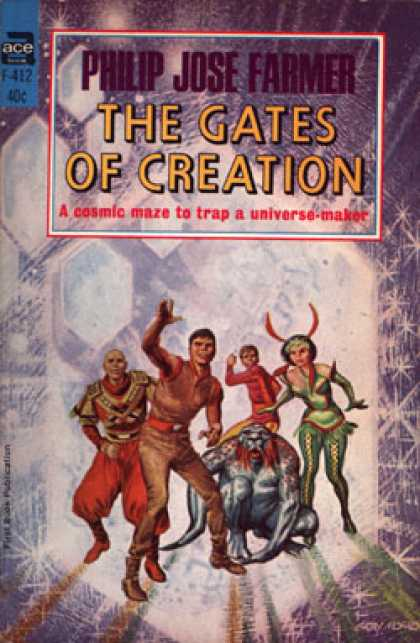 Ace Books - The Gates of Creation
