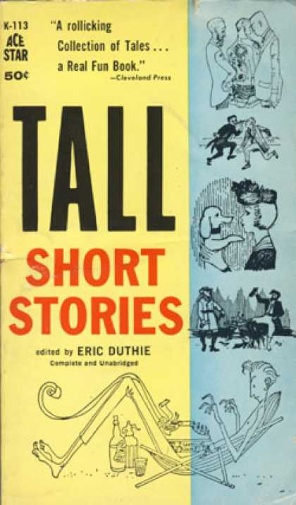 Ace Books - Tall Short Stories - Eric Duthie