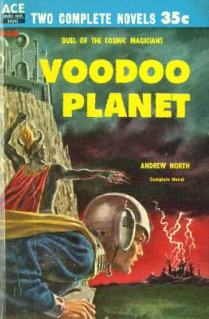 Ace Books - Voodoo Planet