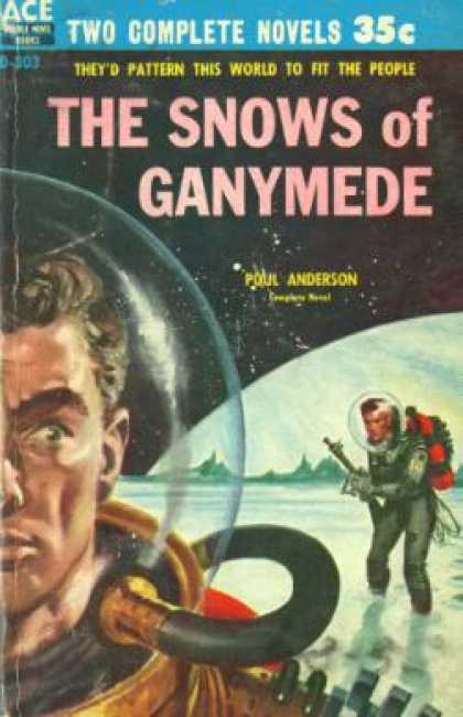 Ace Books - The Snows of Ganymede